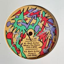 "Mark Archer / Luke Vibert - Frndzne 04 - 12"" Vinyl"