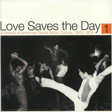Various Artists - Love Saves The Day Pt. 1 - 2x LP Vinyl