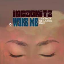 "Incognito - Wake Me (Louie Vega & Joe Claussell Remix) - 12"" Vinyl"