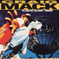 "Craig Mack - Flava In Ya Ear (Remix) - 7"" Vinyl"