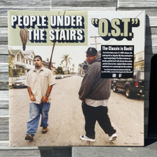 People Under The Stairs - O.S.T. - 2x LP Vinyl