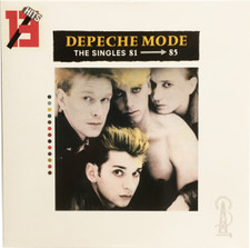 Depeche Mode - The Singles 81-85 - LP Vinyl