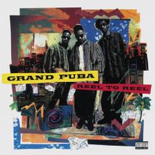 Grand Puba - Reel To Reel RSD - 2x LP Colored Vinyl