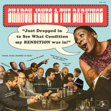 Sharon Jones & The Dap-Kings - Just Dropped In (To See What Condition My Rendition Was In) RSD - LP Colored Vinyl