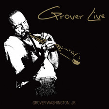 Grover Washington Jr. - Grover Live RSD - 2x LP Vinyl