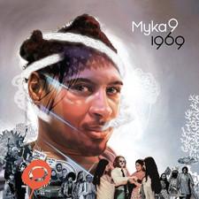 Myka 9 - 1969 - LP Vinyl