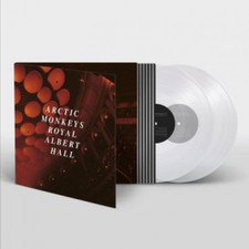 Arctic Monkeys - Live At The Royal Albert Hall - 2x LP Clear Vinyl
