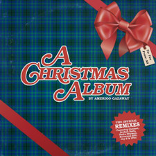 Amerigo Gazaway - A Christmas Album (Holiday Remixes) - LP Colored Vinyl