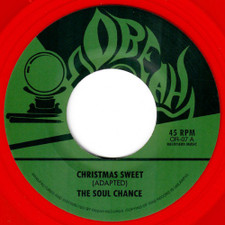 """The Soul Chance - Christmas Sweet - 7"""" Colored Vinyl"""