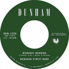 "Menahan Street Band - Midnight Morning / Stepping Through Shadow - 7"" Vinyl"