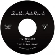 "The Black Dove / Tony From The Bronx - I'm Telling / Esperanza - 7"" Vinyl"