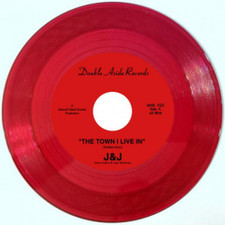 """J&J - Giving Up On Love - 7"""" Colored Vinyl"""