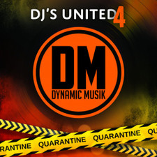 "Various Artists - DJ's United 4 - 12"" Vinyl"