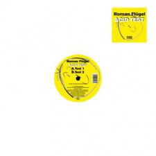 "Roman Flugel - Acid Test - 12"" Colored Vinyl"