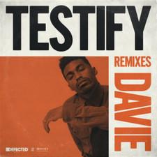 "Davie - Testify Remixes - 12"" Vinyl"
