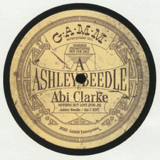 "Ashley Beedle & Abi Clarke - Nothing But Love - 12"" Vinyl"