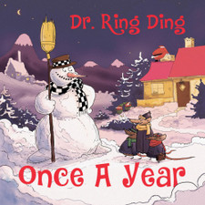 Dr. Ring Ding - Once A Year - LP Vinyl