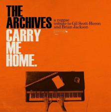 The Archives - Carry Me Home - 2x LP Vinyl