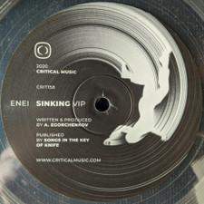 "Enei - Sinking VIP - 10"" Clear Vinyl"