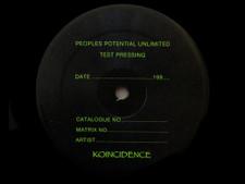 "Barnikle Freee - Koincidence - 12"" Vinyl"