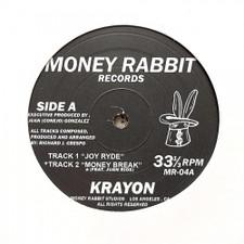 """Krayon - Joy Ryde / Money Break - 12"""" Vinyl"""
