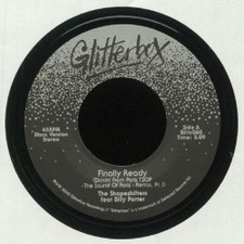"The Shapeshifters feat Billy Porter - Finally Ready (Dimitri From Paris TSOP Remix) - 7"" Vinyl"