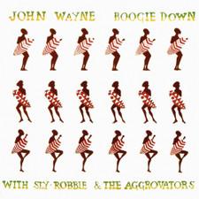 John Wayne - Boogie Down - LP Vinyl