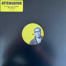 "Carl Craig & Mortiz Von Oswald - Attenuator - 12"" Vinyl"