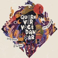 "Dedy Dread & The Rebel - Quero Ver Voce Dancar - 12"" Vinyl"