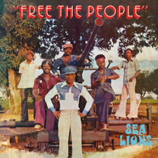 Sea Lions - Free The People - LP Vinyl