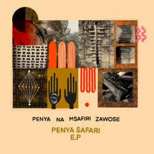 """Penya Na Msafiri Zawose - Penya Safari Ep - 12"""" Vinyl"""