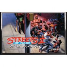 Yuzo Koshiro - Streets Of Rage 2 - Perfect Soundtrack - Cassette
