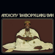 "Anthony ""Rebop""  Kwaku Baah - Anthony ""Rebop""  Kwaku Baah - LP Vinyl"