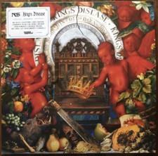 Nas - King's Disease - 2x LP Colored Vinyl