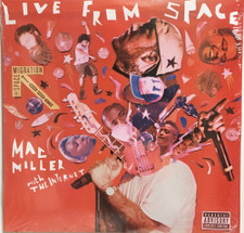 Mac Miller - Live From Space - 2x LP Vinyl