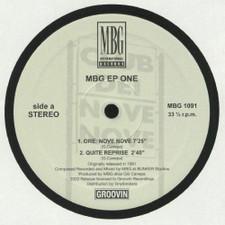 "MBG - Ep One - 12"" Vinyl"