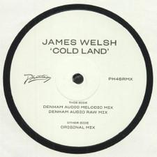 "James Welch - Cold Land - 12"" Vinyl"
