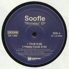 """Soofle - Nouveau Ep - 12"""" Vinyl"""