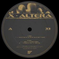 "X-Altera - New Harbinger Ep - 12"" Vinyl"