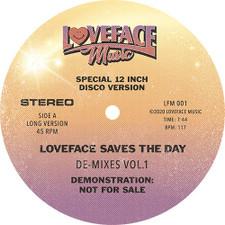 """Loveface - De-Mixes Vol. 1 - 12"""" Vinyl"""