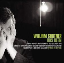 William Shatner - Has Been - LP Colored Vinyl