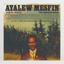 Ayalew Mesfin - The Complete Works - 5x LP Vinyl Boxset
