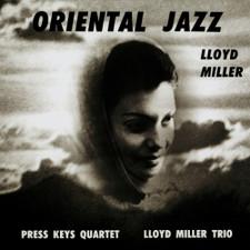 Lloyd Miller - Oriental Jazz - LP Vinyl