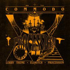 """Commodo - Procession - 12"""" Vinyl"""