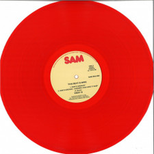 """Vicky D - This Beat Is Mine (Kon's Groove) - 12"""" Colored Vinyl"""