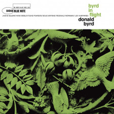 Donald Byrd - Byrd In Flight - LP Vinyl