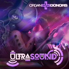 Organ Donors - Ultrasound - 2x LP Vinyl