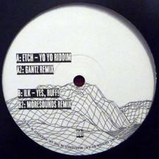 """Etch / ILK - Yo Yo Riddim / Yes, Ruff! - 12"""" Vinyl"""