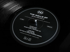 "Sun People - The Walls Ep - 12"" Vinyl"