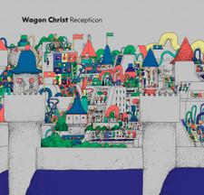 Wagon Christ - Recepticon - 2x LP Colored Vinyl